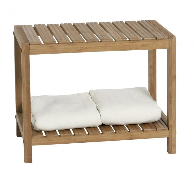Teak Shower Bench Canada