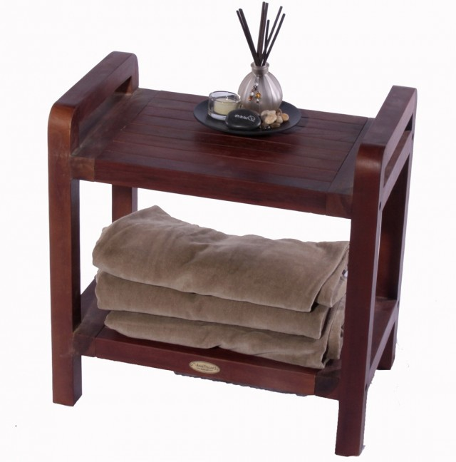 Teak Shower Bench Ikea