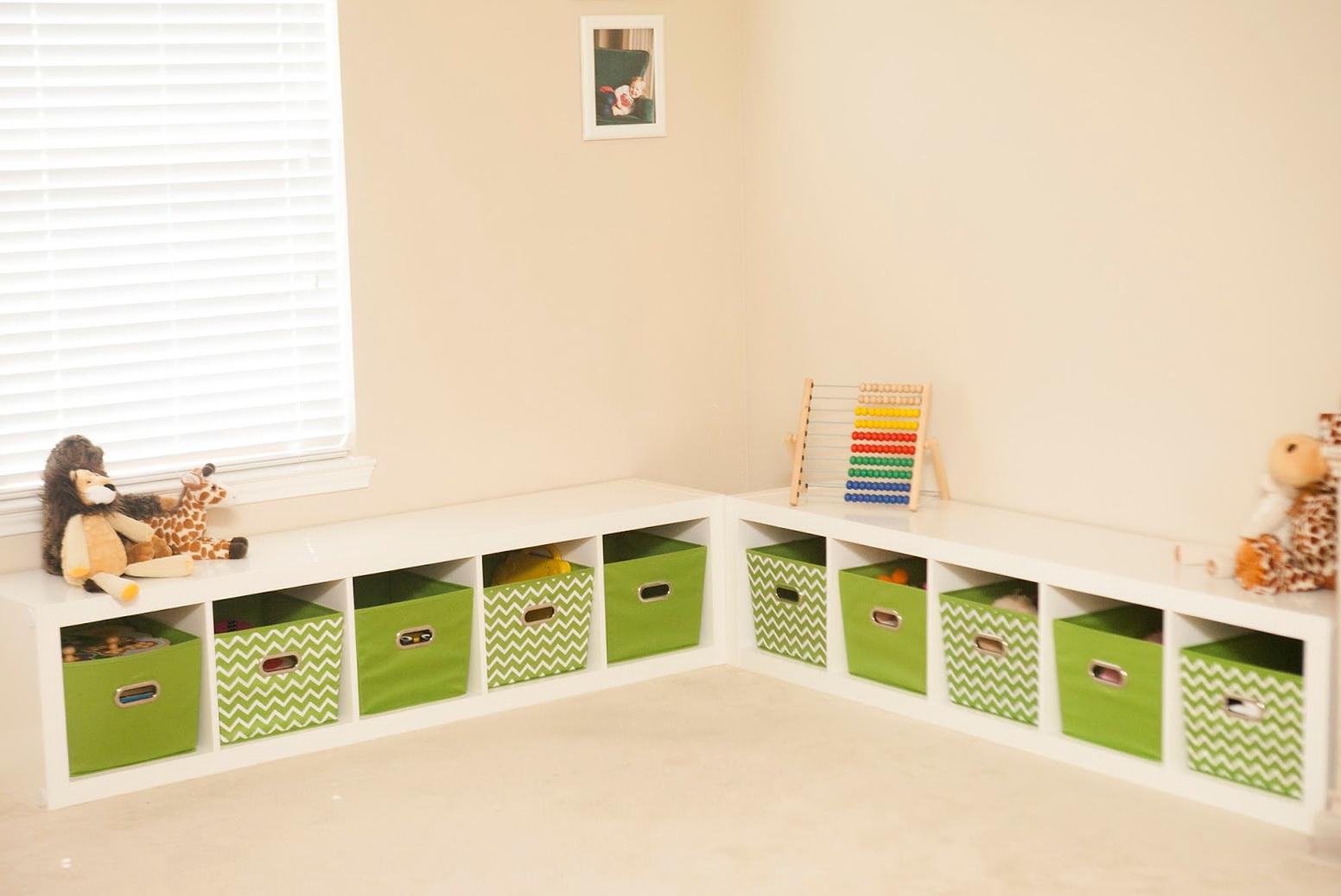 Toy Storage Bench Ikea