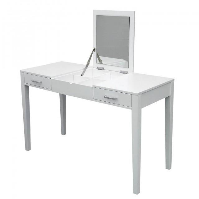 Vanity Desk With Mirror Target