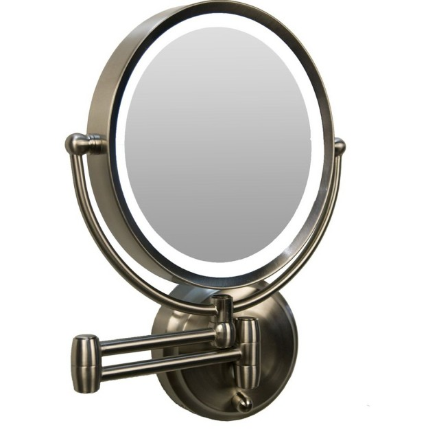 Wall Mounted Makeup Mirror 10x