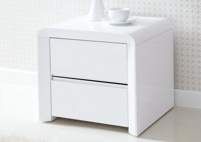 White Bedroom Side Tables