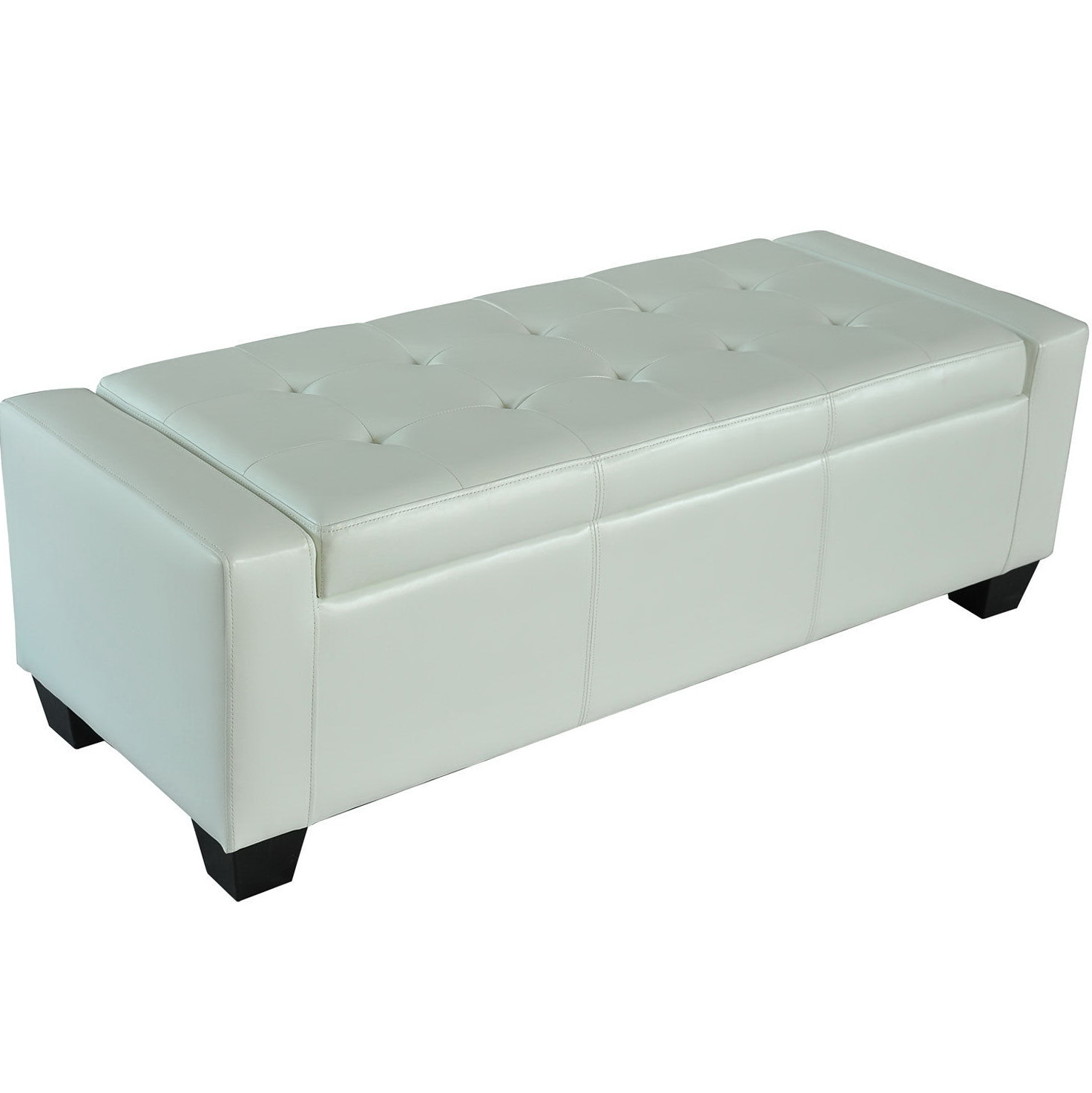 White Storage Bench Uk