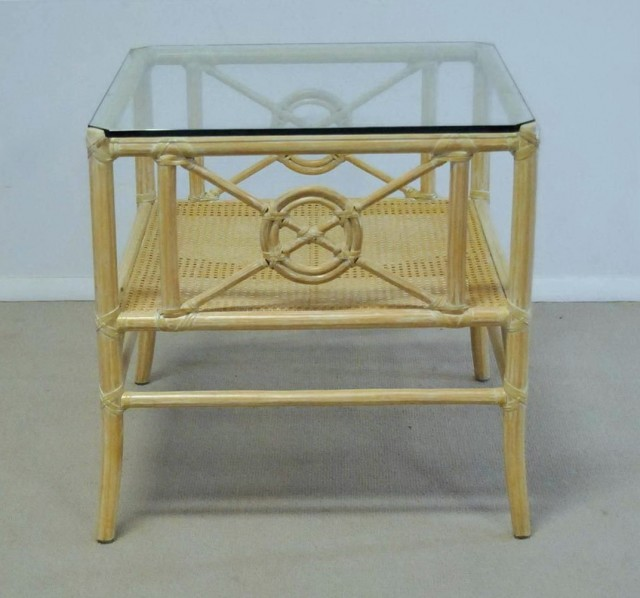 Wicker Side Table Target