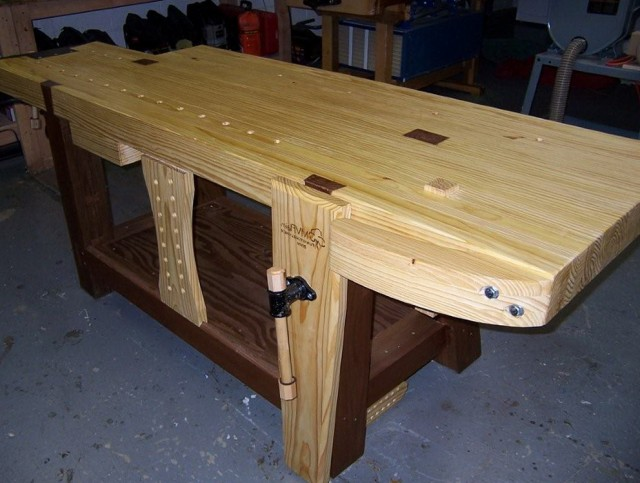 Woodworking Bench Plans Free