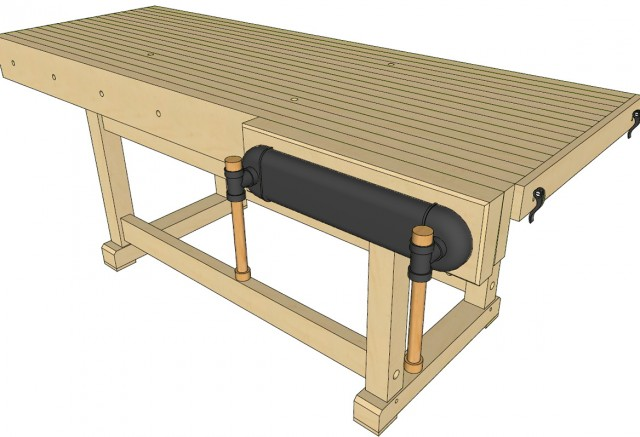 Woodworking Bench Plans Pdf