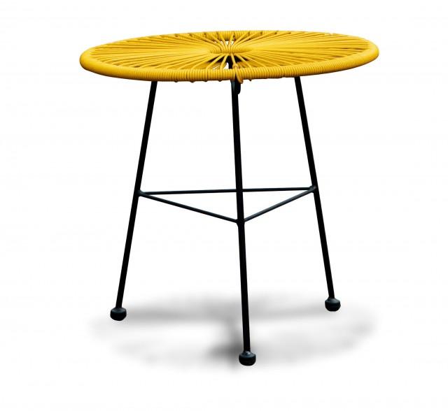 Yellow Side Table Australia