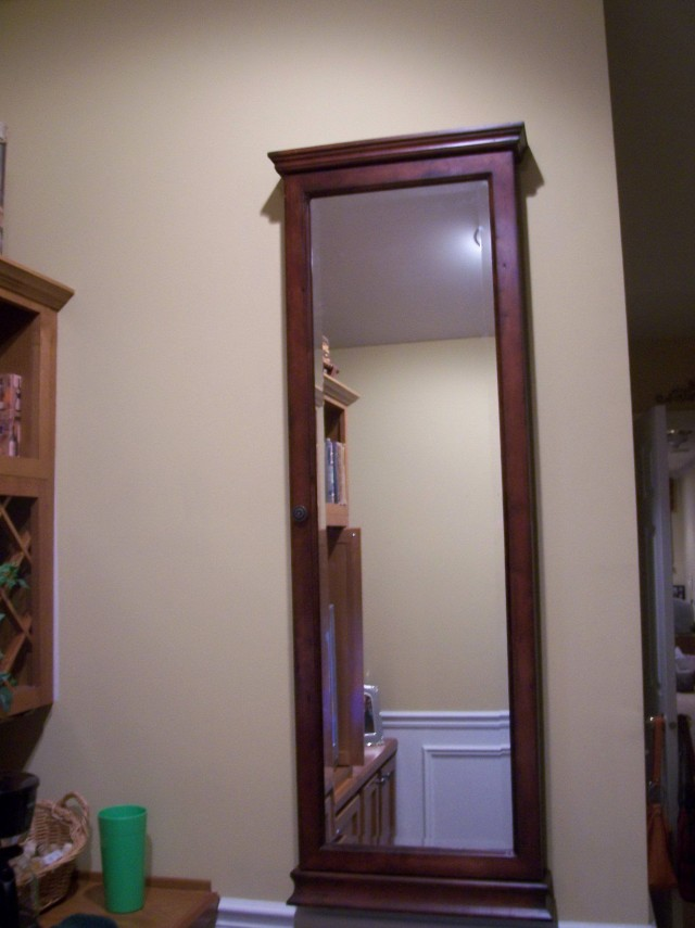 Antique Floor Mirror Ebay