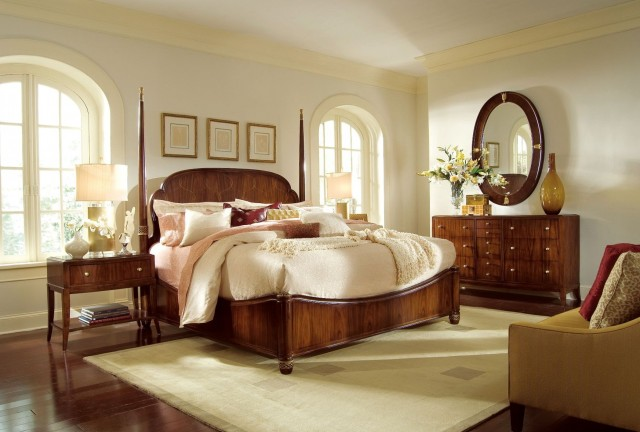 Antique Mirror Bedroom Furniture