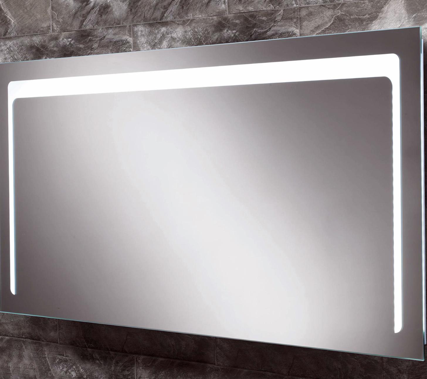 Back Lighted Bathroom Mirrors