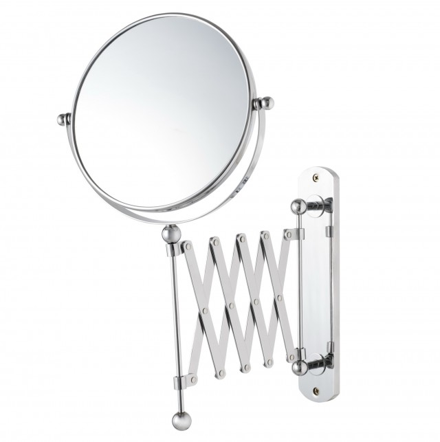 Bathroom Magnifying Mirror Wall Mounted