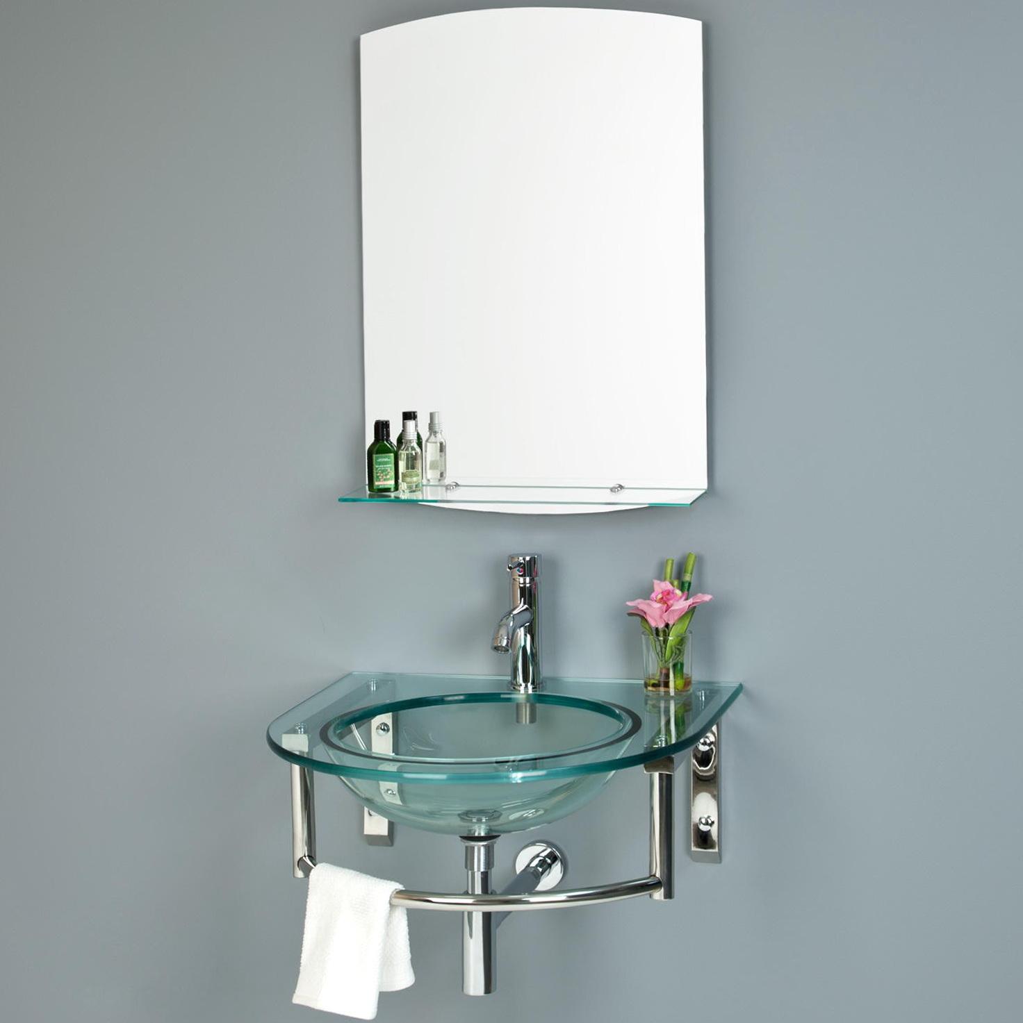 Bathroom Mirror Mounting Hardware