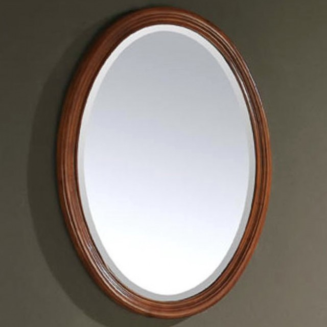 Bathroom Vanity Mirror Oval