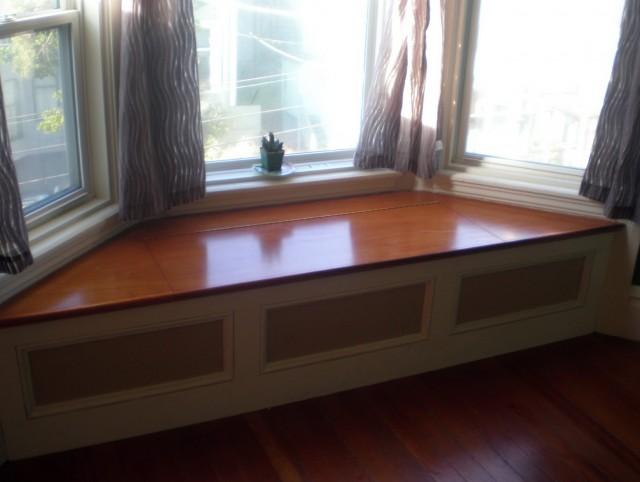 Bay Window Bench Seat