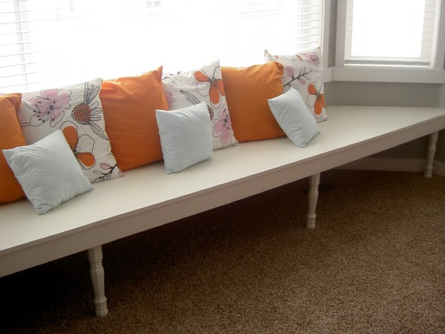 Bay Window Bench Seat Diy