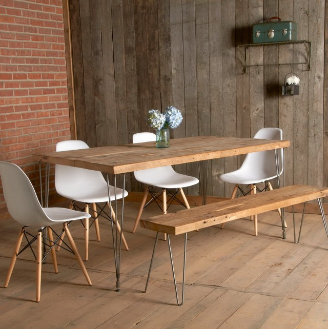 Bench Dining Set Singapore