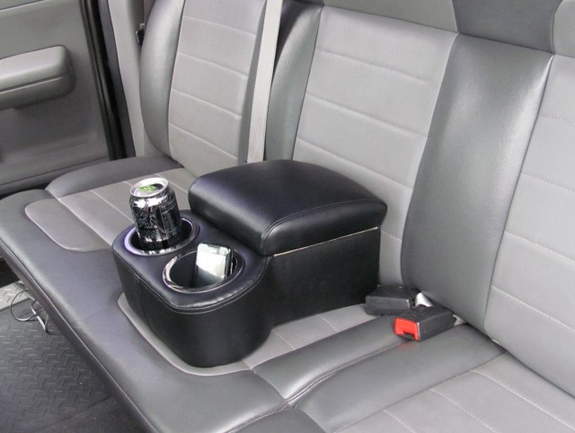 Bench Seat Armrest Console