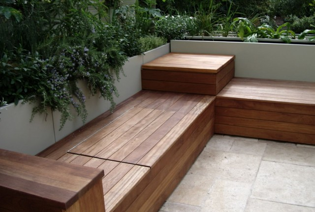 Bench Seat With Storage Plans Free