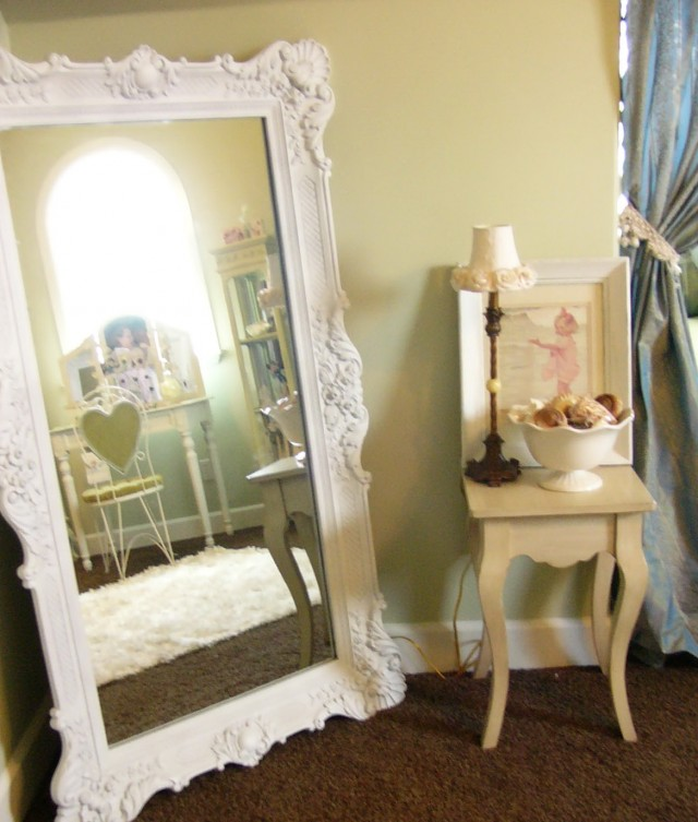 Big Shabby Chic Mirrors