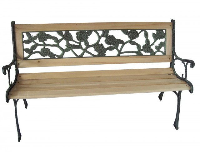 Cast Iron Bench Seat