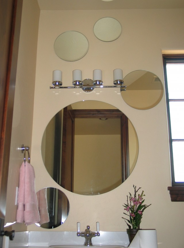 Custom Cut Mirrors Denver