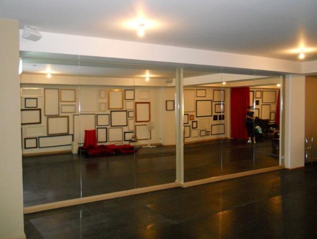 Dance Studio Mirrors Cost