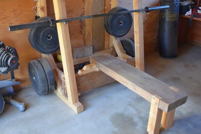 Diy Flat Weight Bench