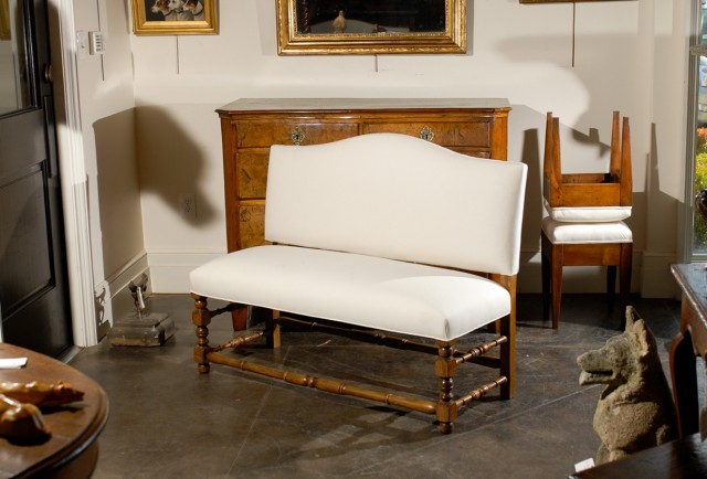 Diy Upholstered Bench With Back