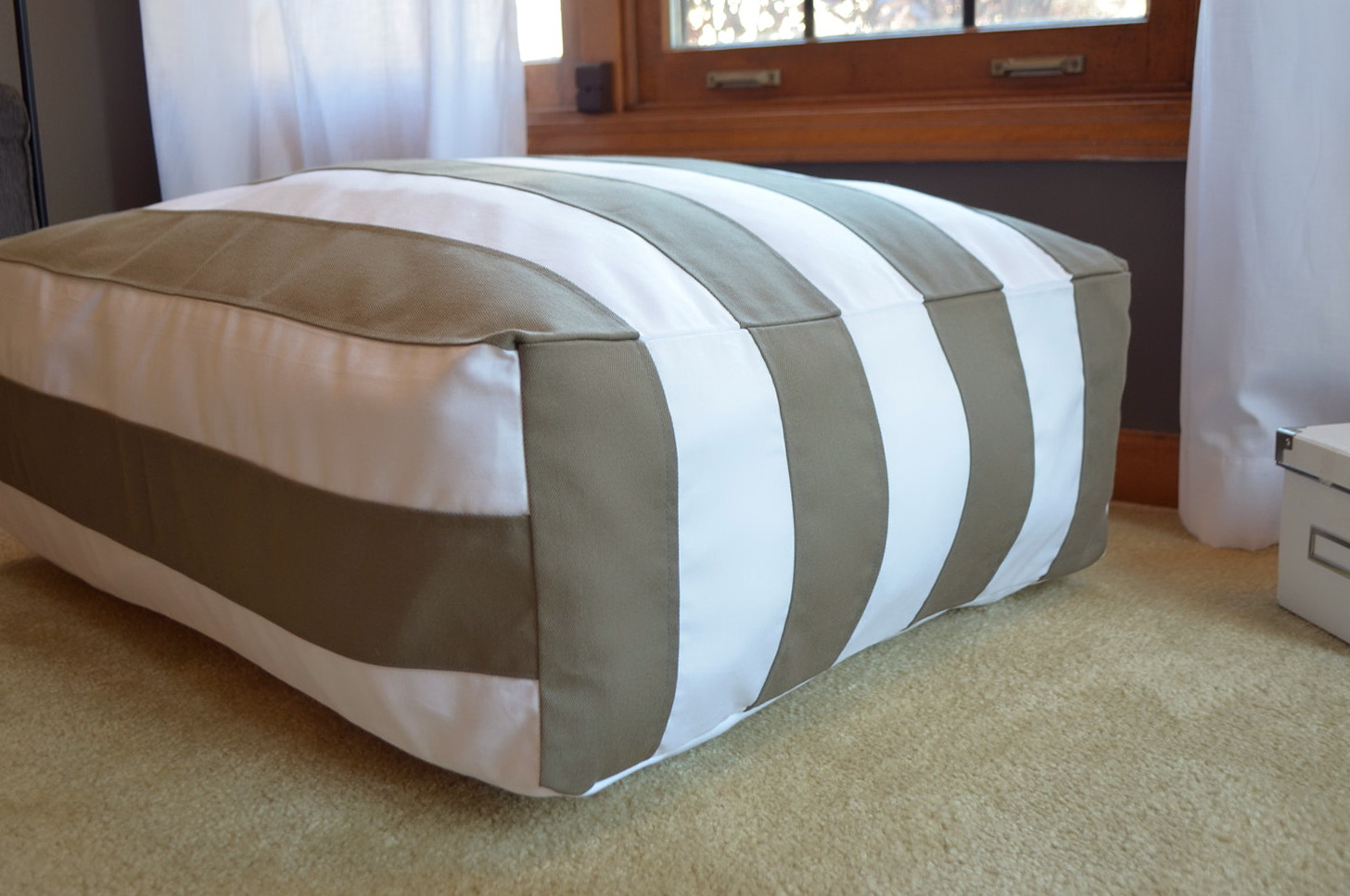 Extra Large Ottoman Covers