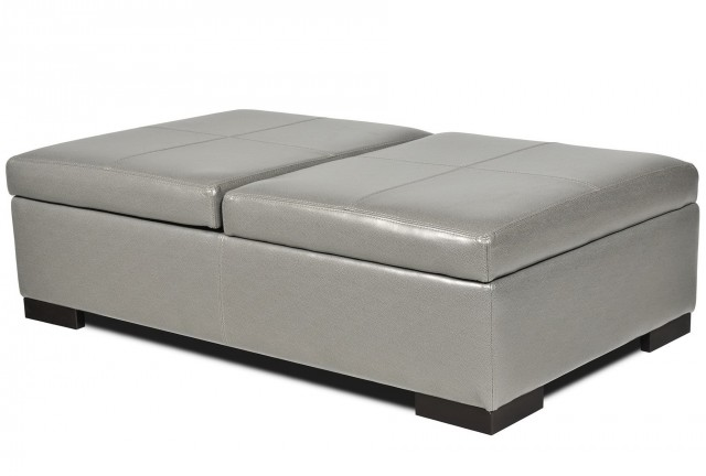 Extra Large Ottoman With Storage