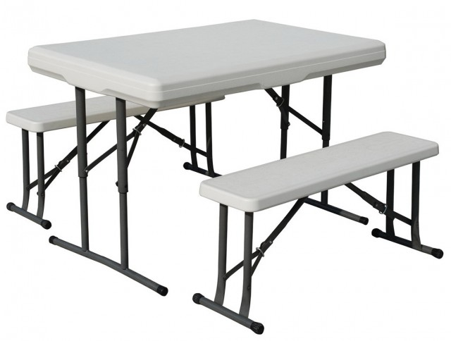 Folding Picnic Table Bench Kit