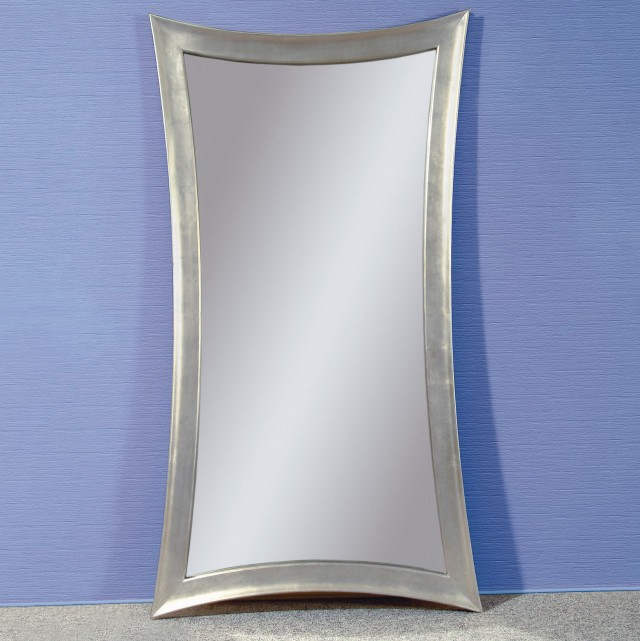 Full Length Door Mirror Beveled