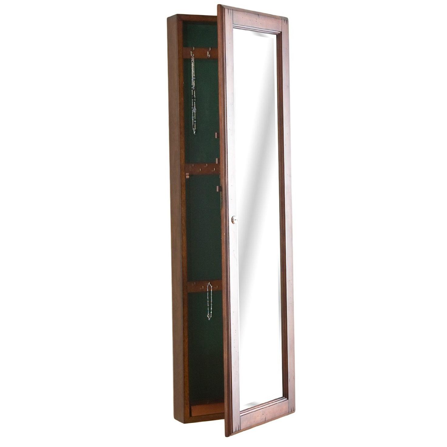 Full Length Mirror Door Mounted