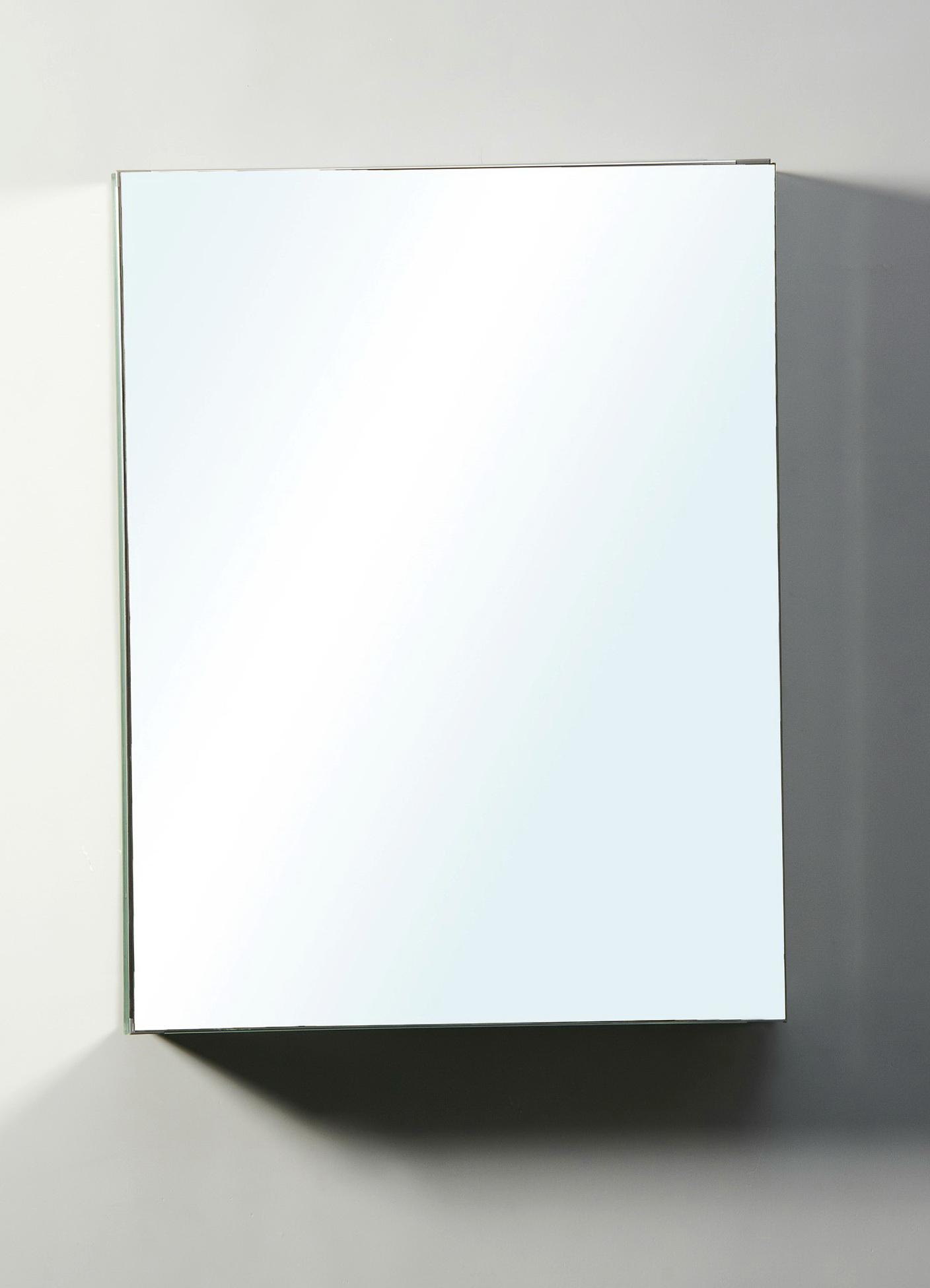Full Length Mirror Recessed Medicine Cabinet