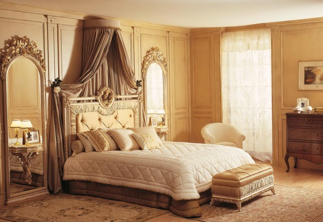Gold Mirror Bedroom Furniture