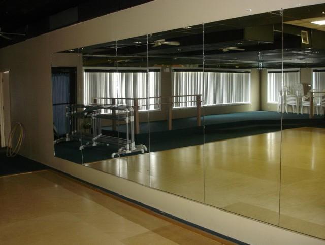 Home Dance Studio Mirrors