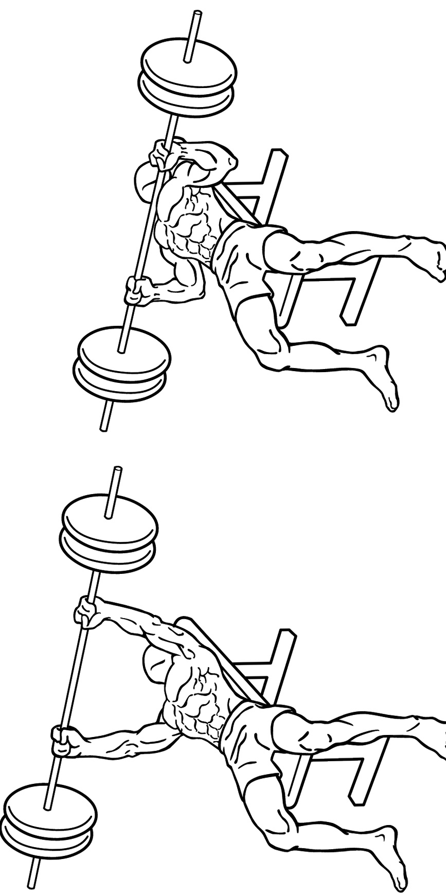How To Make A Bench Press Rack