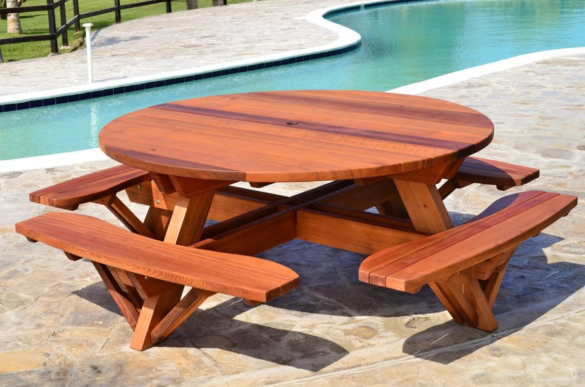 How To Make A Picnic Table Bench