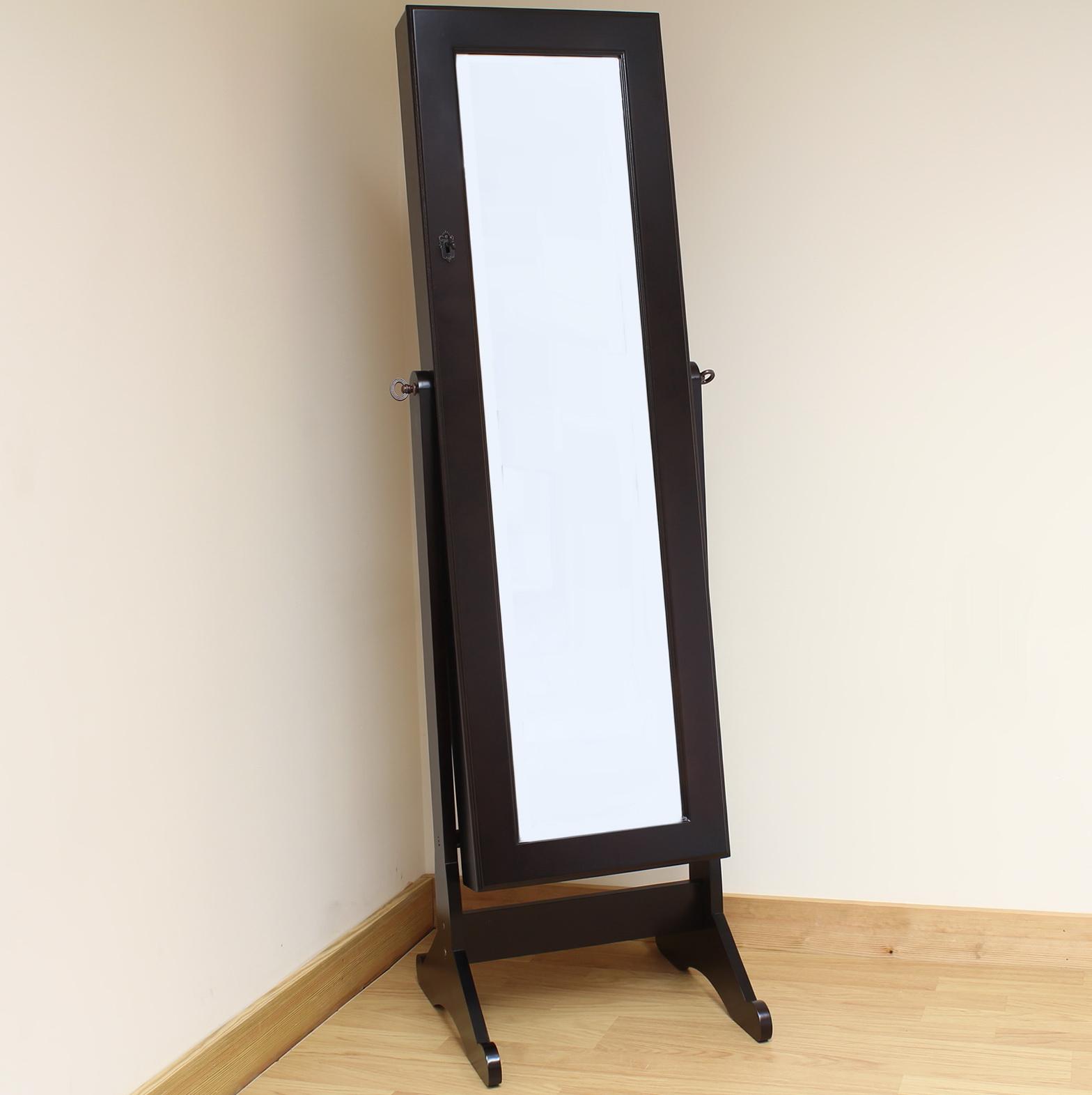 Jewelry Box Mirror Full Length