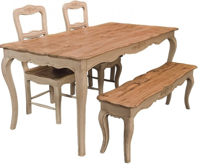 Kitchen Table Benches Wood