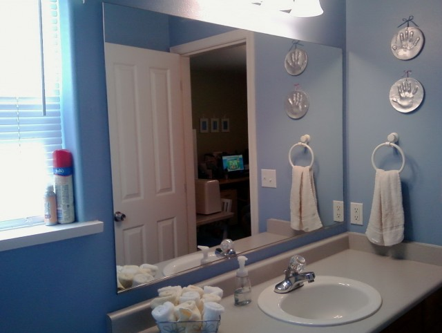 Large Bathroom Mirrors Cheap