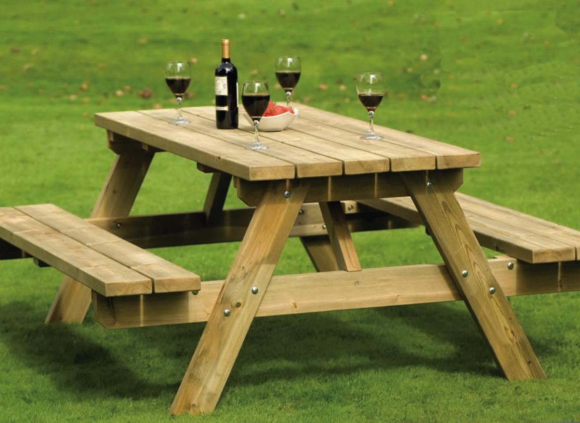 Lifetime Convertible Bench Faux Wood Construction