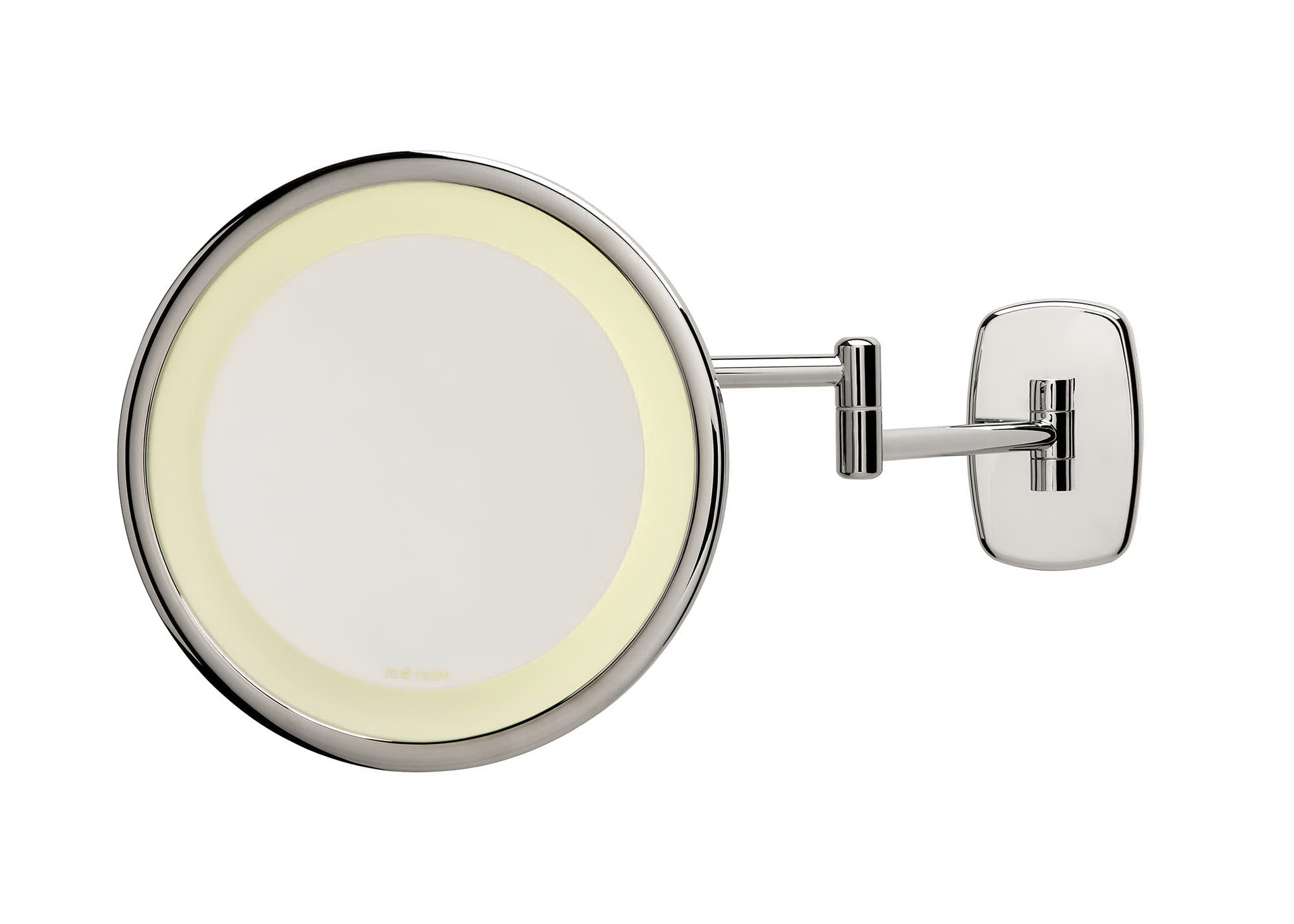 Lighted Magnifying Makeup Mirror Oil Rubbed Bronze