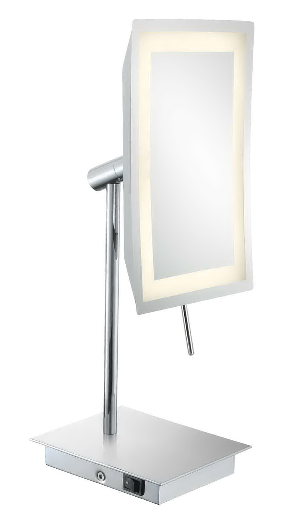 Lighted Magnifying Makeup Mirror Travel