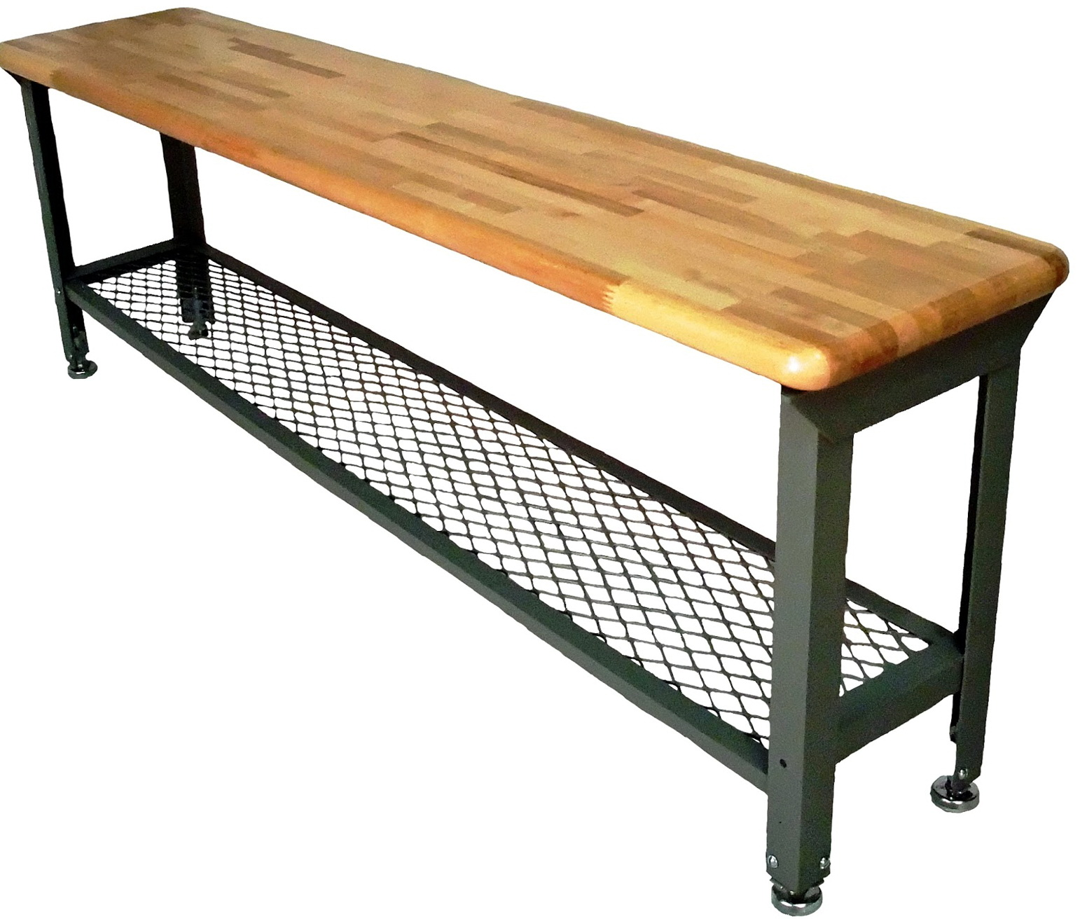 Locker Room Bench Pedestal
