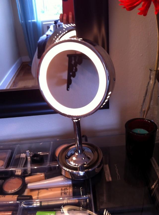 Makeup Vanity Mirror Diy
