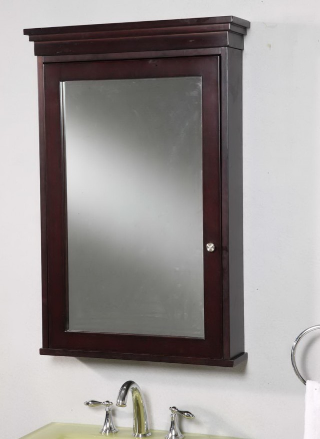 Medicine Cabinets With Mirrors Surface Mount