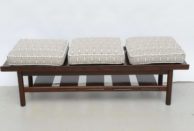 Mid Century Modern Bench Seating