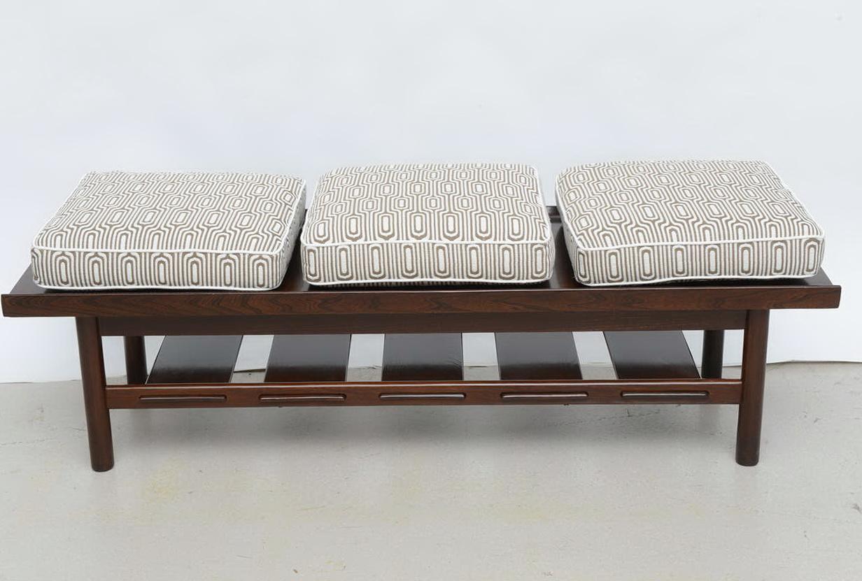 Mid Century Modern Bench Seating