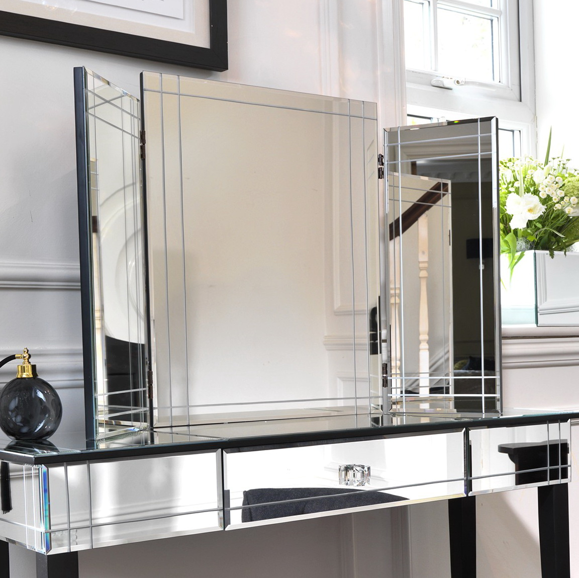 Mirror Bedroom Furniture Sets